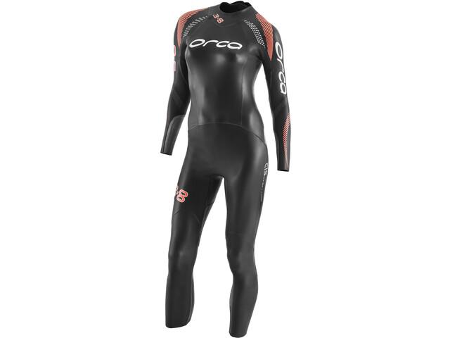 ORCA 3.8 Enduro Langarm Wetsuit Damen black